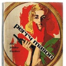 Libros de segunda mano: BIBLIOTECA ORO Nº 184. PERRY MASON. EL CASO DEL RETRATO FALSO. ERLE STANLEY GARDNER. MOLINO 1962,. Lote 21802481