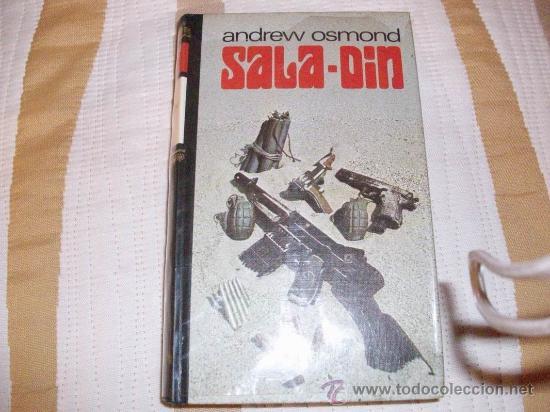 ANDREW OSMOND SALA DIN TAPA DURA (Libros de segunda mano (posteriores a 1936) - Literatura - Narrativa - Terror, Misterio y Policíaco)