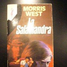 Libros de segunda mano: MORRIS WEST LA SALAMANDRA EDICIONES G.P 1980 ...........C13. Lote 23131947