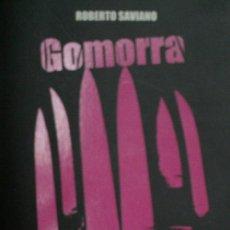 Libros de segunda mano: GOMORRA. SAVIANO ROBERTO. 2008. Lote 23179923