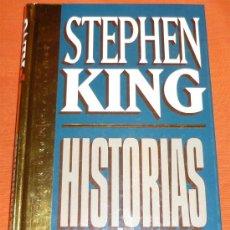 Libros de segunda mano: STEPHEN KING - HISTORIAS FANTÁSTICAS (ED. TAPA DURA. ORBIS FABBRI). Lote 27127339