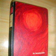 Libros de segunda mano: LIBRO DE CARMEN LAFORET LA INSOLACIÓN 1969 CIRCULO DE LECTORES. Lote 25674444