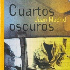 Libros de segunda mano: CUARTOS OSCUROS JUAN MADRID SM 1995. Lote 26742807