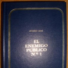 Libros de segunda mano: LIBRO DE AILSDAIR AIRD- EL ENEMIGO PÚBLICO Nº 1, CENTRO DE INFORMACIÓN PARA MÉDICOS 1977. Lote 26669918
