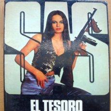 Libros de segunda mano: EL TESORO DEL NEGUS GÉRARD DE VILLIERS GRIJALBO 1979. Lote 27714728