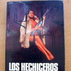 Libros de segunda mano: LIBRO LOS HECHICEROS DEL TAJO GÉRARD DE VILLIERS SAS 1979 . Lote 27714762