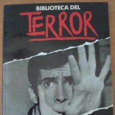 Livros em segunda mão: PSICOSIS. ROBERT BLOCH. BIBLIOTECA DEL TERROR Nº 1. EDICIONES FORUM.. Lote 27909240