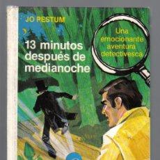 Libros de segunda mano: 13 MINUTOS DESPUÉS DE MEDIANOCHE - JO PESTUM - LIBROS MAE.. Lote 28308811