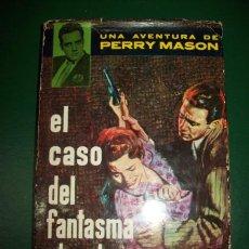 Libros de segunda mano: CASO DEL FANTASMA ATRACTIVO, EL - GARDNER, ERLE STANLEY. Lote 28671649