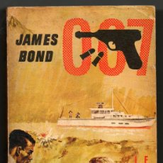 Libros de segunda mano: 1965 - JAMES BOND 007 - DR.NO - IAN FLEMING. Lote 30274133