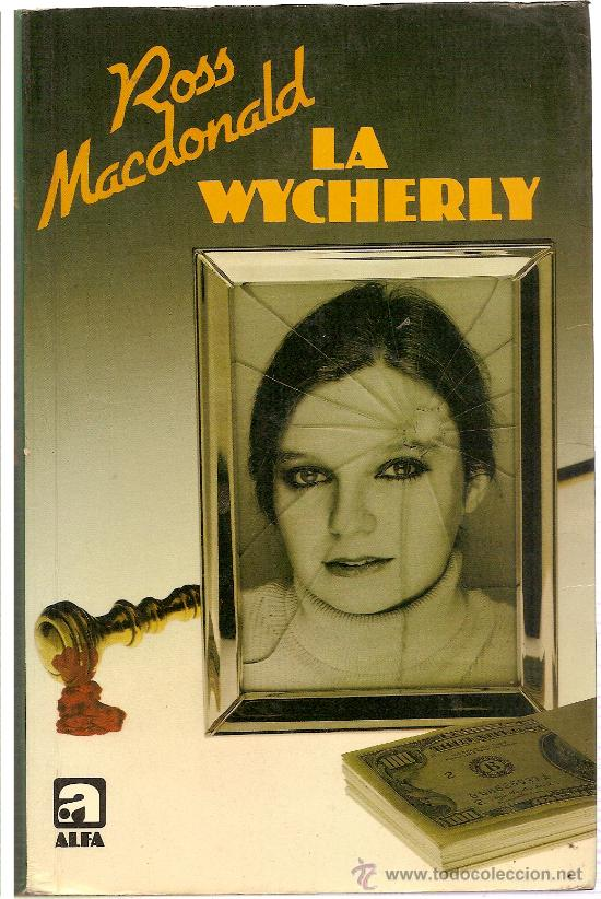 the wycherly woman macdonald ross