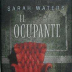 Libros de segunda mano: EL OCUPANTE. WATERS SARAH. 2011. Lote 30686533