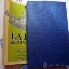 Libros de segunda mano: LIBRO DE ALDOUS HOUXLEY, LA ISLA, NARRATIVAS CONTEMPORANES EDHASA 3ª EDICIÓN 1978. Lote 32001951