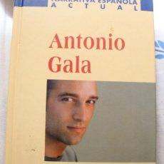 Libros de segunda mano: LAS AFUERAS DE DIOS Y EL IMPOSIBLE OLVIDO-2 LIBROS DE ANTONIO GALA PLANETA DEAGOSTINI 2001. Lote 32025014