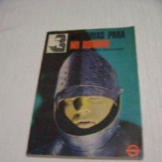 Libros de segunda mano: HISTORIAS PARA NO DORMIR - NARCISO IBAÑEZ SERRADOR - 1967. Lote 32320279