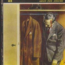 Libros de segunda mano: COLECCIÓN RASTROS Nº 63. ACME - BUENOS AIRES 1957.. Lote 32387435