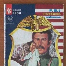 Libros de segunda mano: FBI 394, ENSEÑEME A MATAR SEÑOR BINLEY, FEL MARTY, BOLSILIBROS EASA SELECCIONES POLICIACAS. Lote 32859993