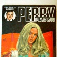Libros de segunda mano: PERRY MASON EL CASO DEL TARTAMUDO - MOLINO Nº 18 - ERLE STANLEY GARDNER - NUEVO DE LIBRERIA. Lote 32864099