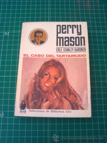 CASO DEL TARTAMUDO, EL - GARDNER, ERLE STANLEY (Libros de segunda mano (posteriores a 1936) - Literatura - Narrativa - Terror, Misterio y Policíaco)