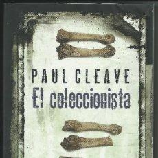 Libros de segunda mano: EL COLECCIONISTA DE PAUL CLEAVE. CÍRCULO DE LECTORES. BARCELONA, 2012. THRILLER, TERROR, NUEVO.. Lote 33432934