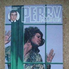 Libros de segunda mano: PERRY MASON: EL CASO DEL OJO DE CRISTAL (1980) / ERLE STANLY GARDNER. EDITORIAL MOLINO.. Lote 34082818
