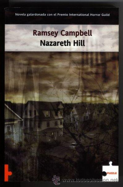 """Resultado de imagen de Nazareth Hill, de Ramsey Campbell"""""""