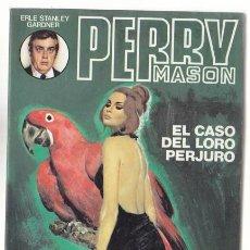 Libros de segunda mano: PERRY MASON 3 – EL CASO DEL LORO PERJURO – ERLE STANLEY GARDNER – MOLINO BOSCH PENALVA. Lote 34496910
