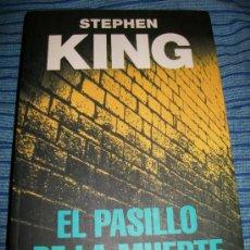 Libros de segunda mano: STEPHEN KING - EL PASILLO DE LA MUERTE - CIRCULO DE LECTORES . Lote 34699402