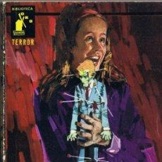 Libros de segunda mano: JACK EL DESTRIPADOR - ROBERT BLOCH - 1964 - EDITORIAL MOLINO - CUENTOS DE HORROR. Lote 36250525
