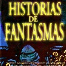 Libros de segunda mano: HISTORIAS DE FANTASMAS - VARIOS AUTORES - ACERVO - 1999 - 384 PAGS - 1999. Lote 37169333