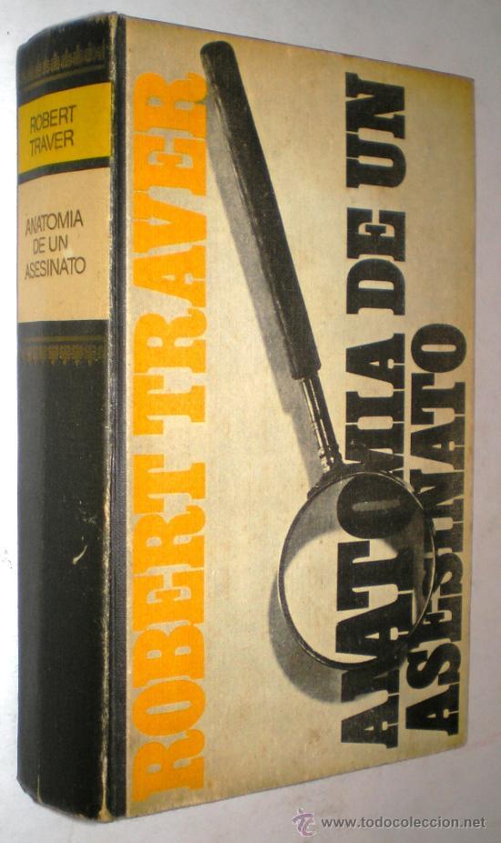 robert traver: anatomía de un asesinato. - Comprar Libros de terror ...
