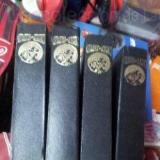Libros de segunda mano: CÍRCULO DEL CRIMEN / LOTE 4 TOMOS / FORUM AÑO 1983. Lote 38087905