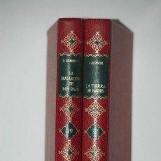 Libros de segunda mano: LA MALDICIÓN DE LOS DAIN / LA TIERRA DE NADIE 1971. Lote 38582478