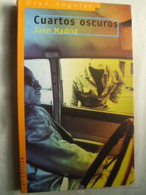 cuartos oscuros. madrid, juan. 1999 - Comprar Libros de terror ...