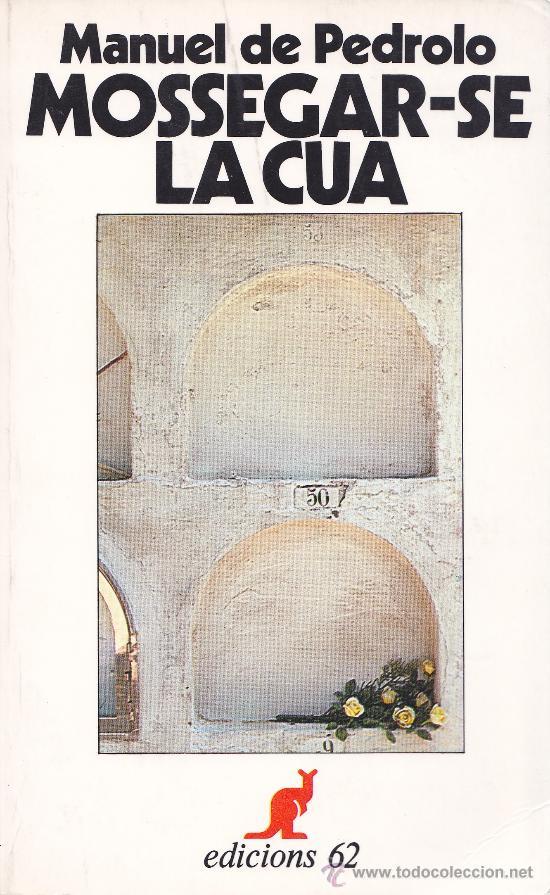 Resultat d'imatges de Mossegar-se la cua, de Manuel de Pedrolo