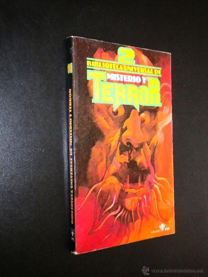 BIBLIOTECA UNIVERSAL DE MISTERIO Y TERROR Nº 2 (Libros de segunda mano (posteriores a 1936) - Literatura - Narrativa - Terror, Misterio y Policíaco)