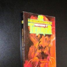 Libros de segunda mano: BIBLIOTECA UNIVERSAL DE MISTERIO Y TERROR Nº 2. Lote 39383800