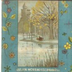 Libros de segunda mano: EL FANTASMA DE LOCHLEVEN. JULIAN MORENO ESCRIBANO. ED. ESCELICER S.A. MADRID. 1962. Lote 47666815