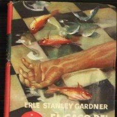 Libros de segunda mano: EL CASO DEL BOLSO DE LA VAMPIRESA, ERLE STANLEY GARDNER. Lote 39725017