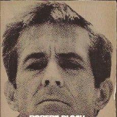 Libros de segunda mano: NOVELA-PSICOSIS II ROBERT BLOCH PLAZA & JANES 1983. Lote 39761482