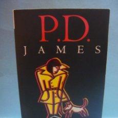Libros de segunda mano: LIBRO. P. D. JAMES. PD. INTRIGAS Y DESEOS.1996. THRILLER. EDICIONES B. Lote 39769753