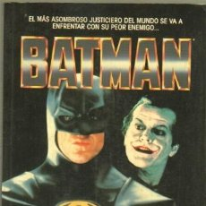 Libros de segunda mano: BATMAN - PLAZA JANES 1989 - LIBRO CON 215 PGS. 21,5 X 15 CMS.. Lote 39916258