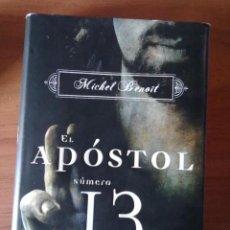 Libros de segunda mano: EL APÓSTOL Nº 13. Lote 40268763