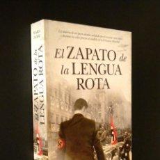 Libros de segunda mano: EL ZAPATO DE LA LENGUA ROTA / MARÍA ZABAY. Lote 40446335