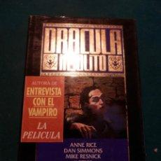 Libros de segunda mano - DRÁCULA INSÓLITO (NUEVOS RELATOS SOBRE EL MITO) POR ANNE RICE, DAN SIMMONS, MIKE RESNICK Y OTROS - 40640051