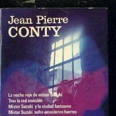 Libros de segunda mano: CONTY : SIETE NOVELAS ( AGUILAR, 1966). Lote 41230939