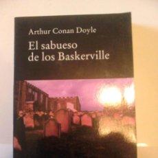 Libros de segunda mano - El Sabueso de Baskerville (Arthur Conan Doyle) - 41816067
