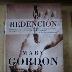 Libros de segunda mano: REDENCIÓN (BAARCELONA 2011). Lote 42308015