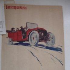 Libros de segunda mano: LOS CONTEMPORANEOS. REVISTA SEMANAL ILUSTRADA. TRES TOMOS 1910. Lote 42505644