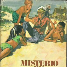 Libros de segunda mano: 1 LIBRO AÑO 1959 - EDITORIAL MOLINO ( MISTERIO EN TANTAN - EMID BLYTON AVENTURA Nº 14. Lote 42757663